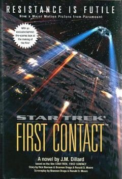 Star Trek: The Next Generation: Star Trek: First Contact
