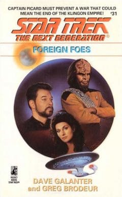 Star Trek: The Next Generation #31: Foreign Foes