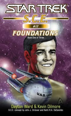 Starfleet Corps of Engineers #17: Foundations, Part 1