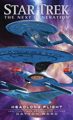 Star Trek: The Next Generation: Headlong Flight