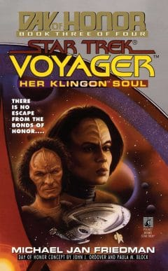 Day of Honor #3: Her Klingon Soul