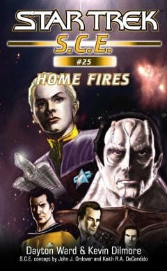 Starfleet Corps of Engineers #25: Home Fires