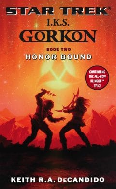 I.K.S. Gorkon #2: Honor Bound