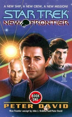 Star Trek: New Frontier #1: House of Cards