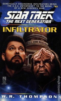 Star Trek: The Next Generation #42: Infiltrator