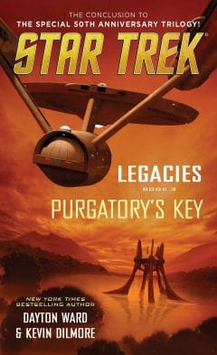 Legacies #3: Purgatory's Key