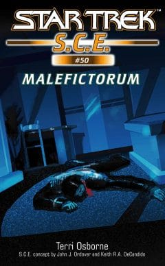 Starfleet Corps of Engineers #50: Malefictorum