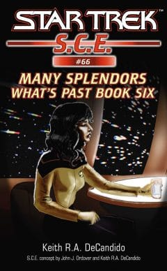 Starfleet Corps of Engineers #66: Many Splendors