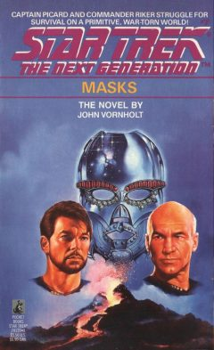 Star Trek: The Next Generation #7: Masks