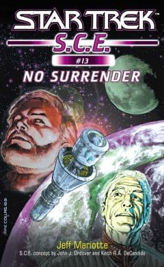 Starfleet Corps of Engineers #13: No Surrender