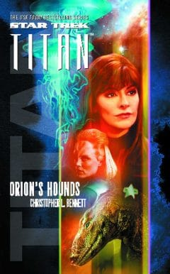 Titan #3: Orion's Hounds
