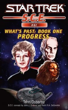 Starfleet Corps of Engineers #61: Progress