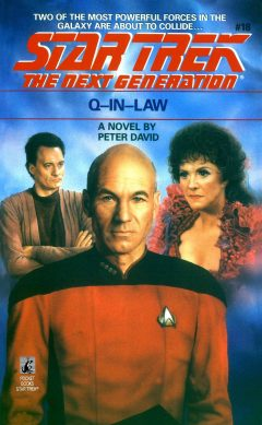 Star Trek: The Next Generation #18: Q-in-Law