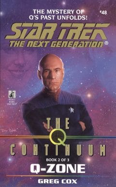 Star Trek: The Next Generation #48: Q-Zone