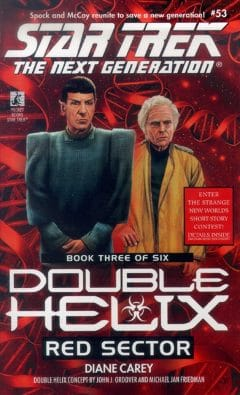 Star Trek: The Next Generation #53: Red Sector