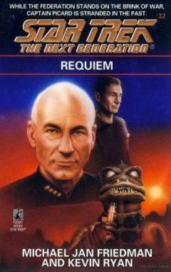 Star Trek: The Next Generation #32: Requiem