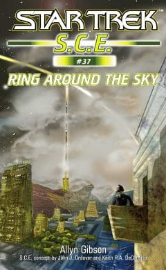 Starfleet Corps of Engineers #37: Ring Around the Sky