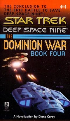 The Dominion War #4: Sacrifice of Angels