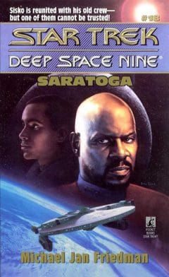 Star Trek: Deep Space Nine #18: Saratoga