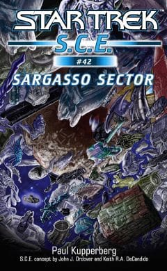 Starfleet Corps of Engineers #42: Sargasso Sector