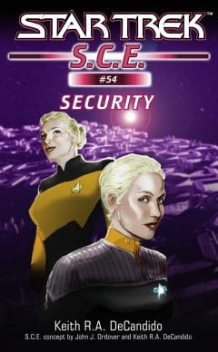 Starfleet Corps of Engineers #54: Security