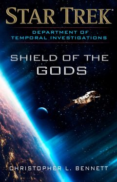 Department of Temporal Investigations #5: Shield of the Gods
