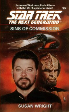 Star Trek: The Next Generation #29: Sins of Commission
