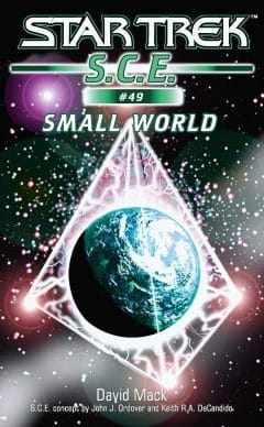 Starfleet Corps of Engineers #49: Small World