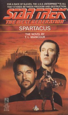 Star Trek: The Next Generation #20: Spartacus
