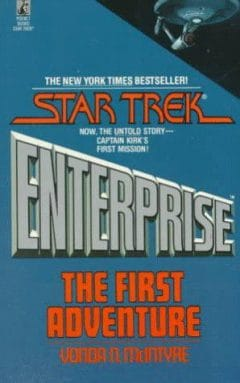 Star Trek: The Original Series: Enterprise: The First Adventure