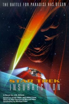 Star Trek: The Next Generation: Star Trek: Insurrection