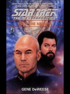 Star Trek: The Next Generation #36: Into the Nebula