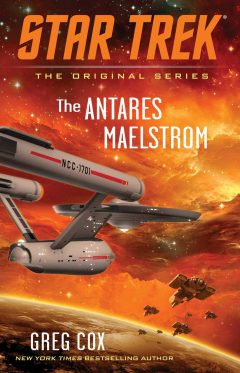 Star Trek: The Original Series: The Antares Maelstrom