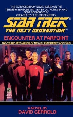 Star Trek: The Next Generation: Encounter at Farpoint