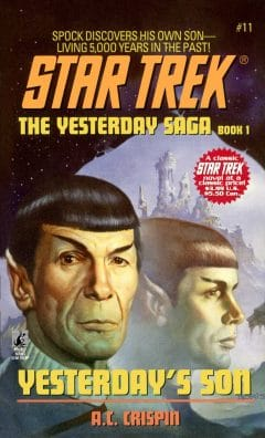 Star Trek: The Original Series #11: Yesterday's Son