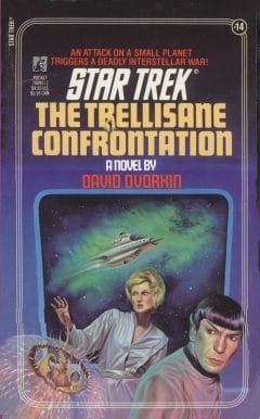 Star Trek: The Original Series #14: The Trellisane Confrontation