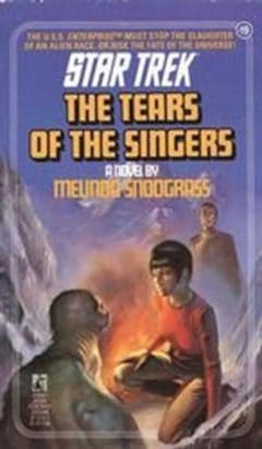 Star Trek: The Original Series #19: The Tears of the Singers