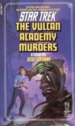 Star Trek: The Original Series #20: The Vulcan Academy Murders
