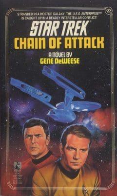 Star Trek: The Original Series #32: Chain of Attack