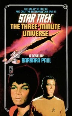 Star Trek: The Original Series #41: The Three-Minute Universe