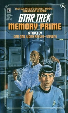 Star Trek: The Original Series #42: Memory Prime