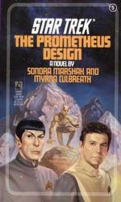 Star Trek: The Original Series #5: The Prometheus Design