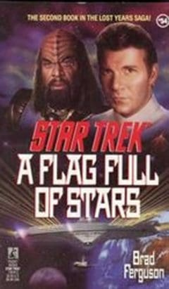 Star Trek: The Original Series #54: A Flag Full of Stars