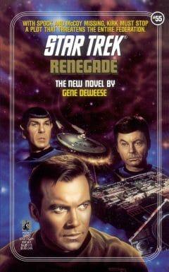 Star Trek: The Original Series #55: Renegade