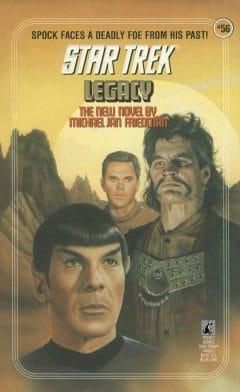 Star Trek: The Original Series #56: Legacy