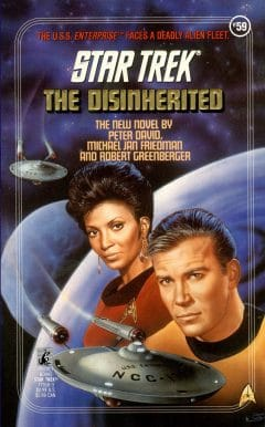 Star Trek: The Original Series #59: The Disinherited