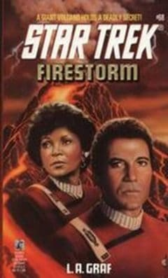 Star Trek: The Original Series #68: Firestorm