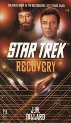 Star Trek: The Original Series #73: Recovery