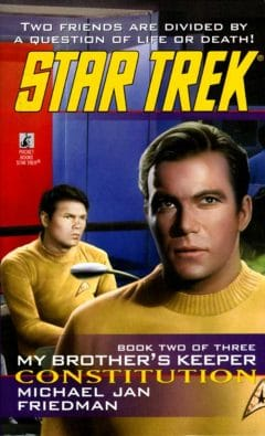 Star Trek: The Original Series #86: Constitution
