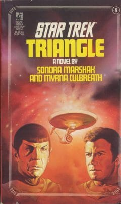 Star Trek: The Original Series #9: Triangle